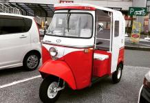 Sazgar EV Rickshaw