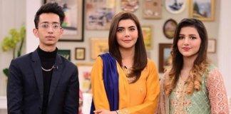 nida yasir interview asad and nimra