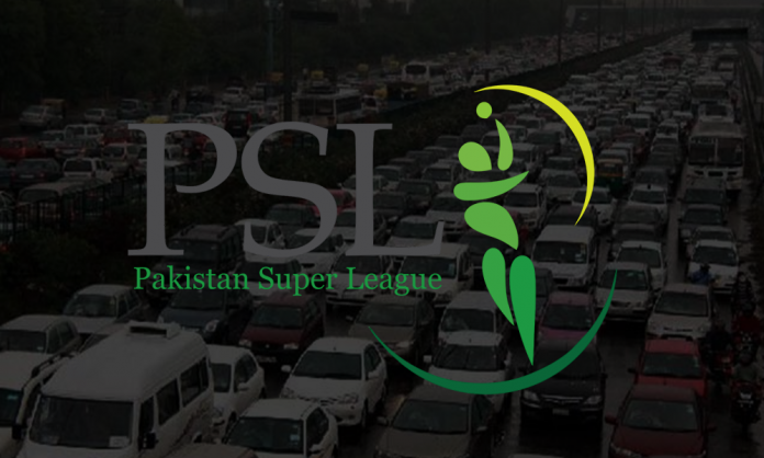 PSL 2020 Traffic plan