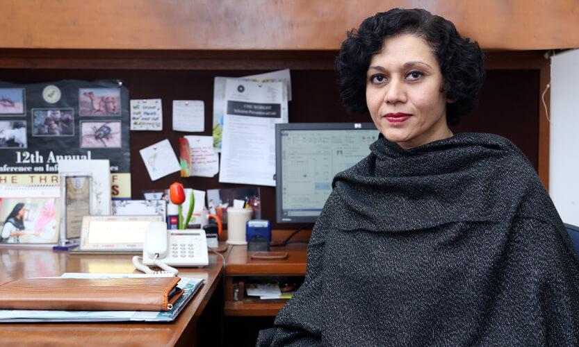 Dr. Bushra Jamil