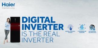 haier inverter refrigerator