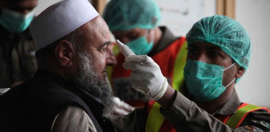 Pakistan Coronavirus