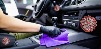How To Disinfect Your Car & Personal Space From COVID-19!