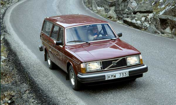 1979 Volvo 245 GL