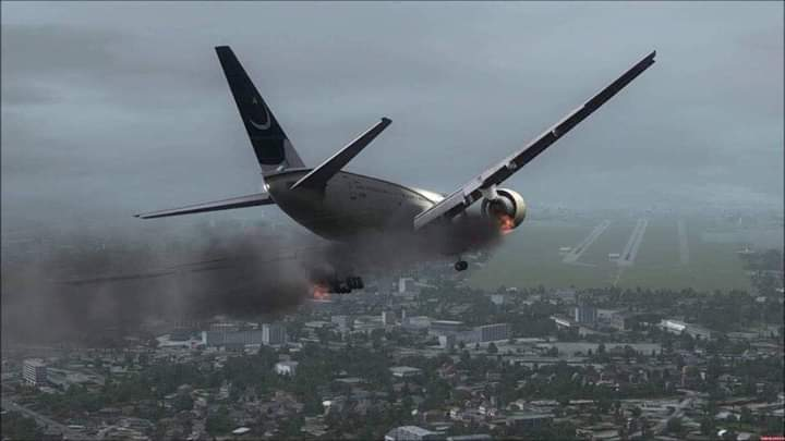 PIA Plane Crash: CAA Claims The Pilot Violated Landing Protocol
