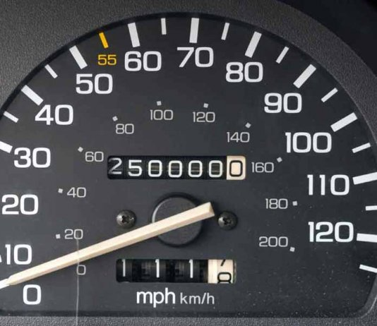 5 highest mileage cars