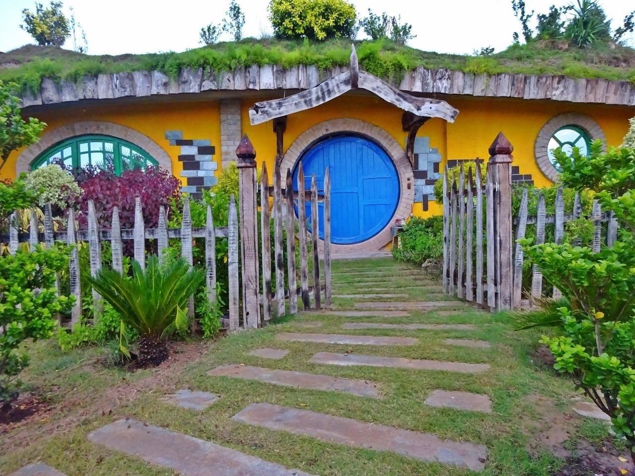 Hobbit home in Islamabad