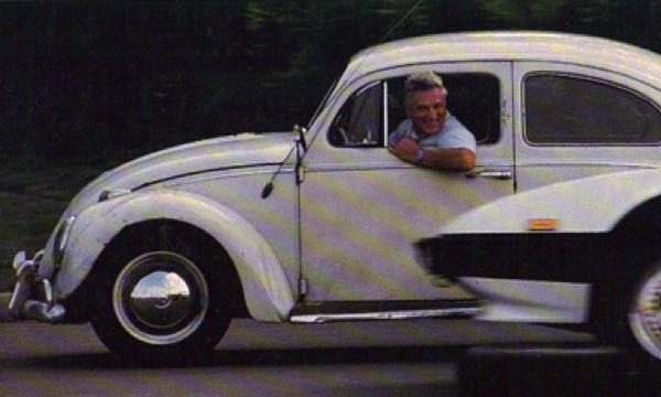 Albert Klein's 1963 Volkswagen Beetle