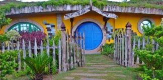 Hobbit home - Brandsynario
