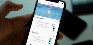Switzerland covid10 app