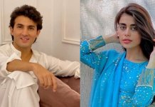 Sadaf Kanwal Ties The Knot With Shahroz Sabzwari
