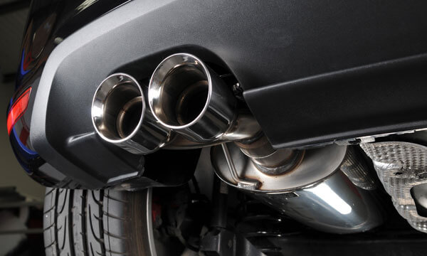 Fancy Exhaust Pipes