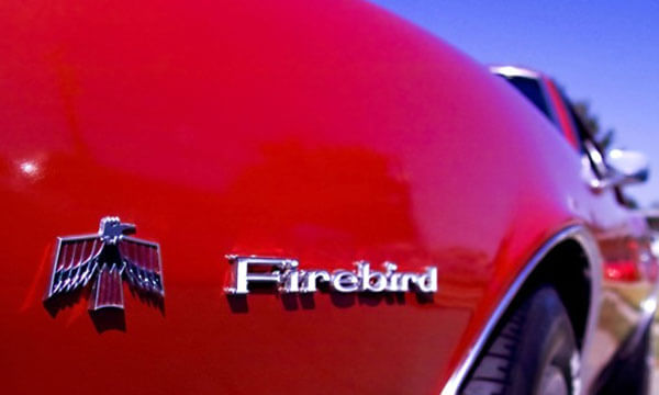 Fancy car emblems