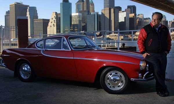 Irving Gordon's 1966 Volvo 1800S