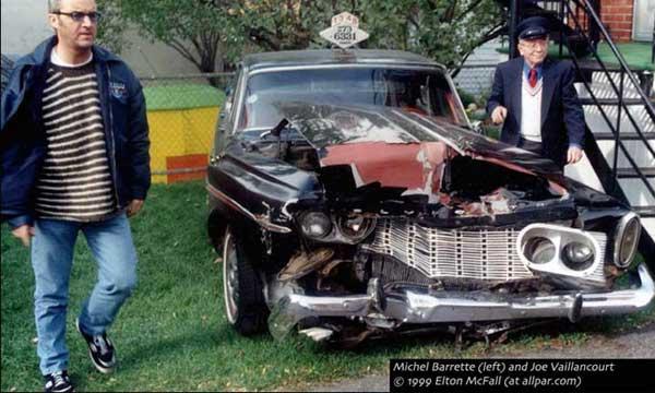 Joseph Vaillancourt's 1963 Plymouth Fury