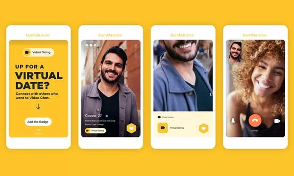 Airbnb & Bumble Team Up