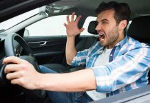 Worst Driving Habits