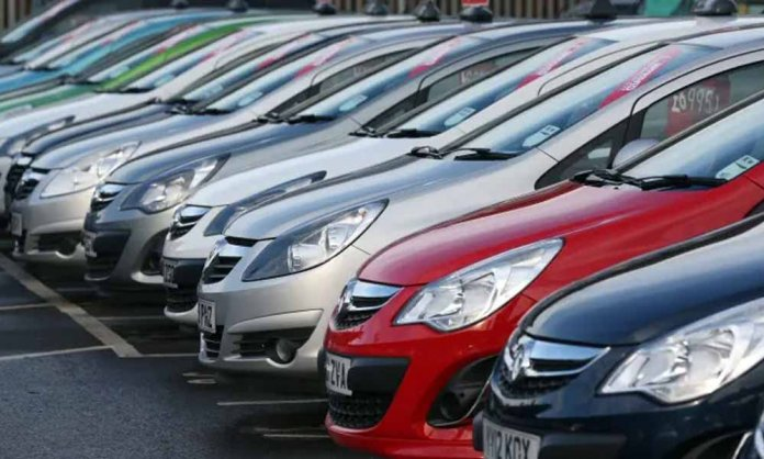 car sales april 2020
