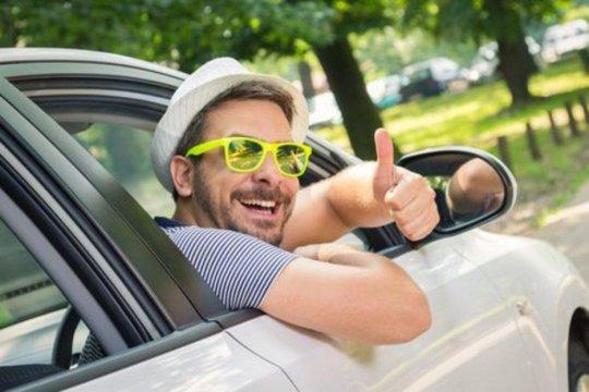 overconfident drivers