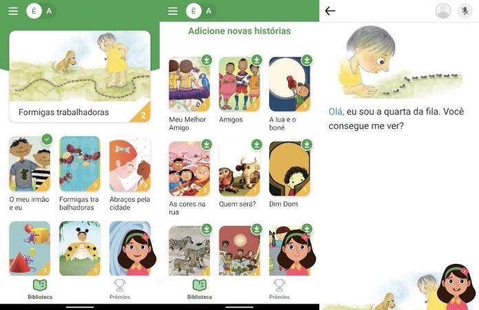 Google Read-Along App