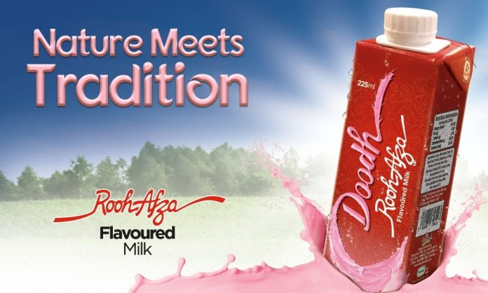 Nostalgia Is Now available On Shelves – Doodh Rooh Afza