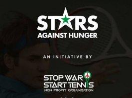 Aisam Ul Haq's Announces Charity Initiative 'Stars Against Hunger'