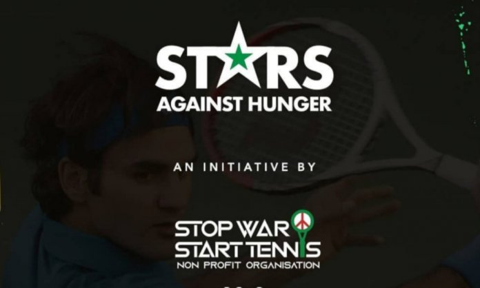 Aisam Ul Haq's Announces Charity Initiative 'Stars Against Hunger'