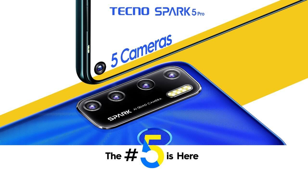TECNO Spark Series - Brandsynario