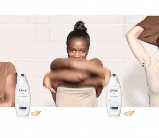 racist ads