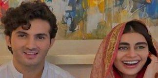 sadaf kanwal and shahroze sabzwari