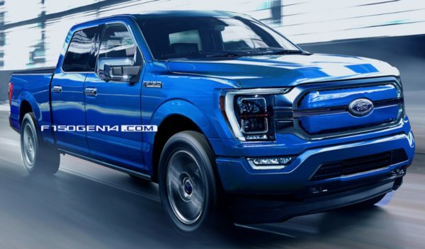 Ford F150 Electric