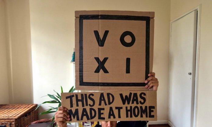 Ad Shot At Home