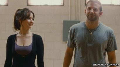 Tiffany and Prat in The Silver Linings Playbook