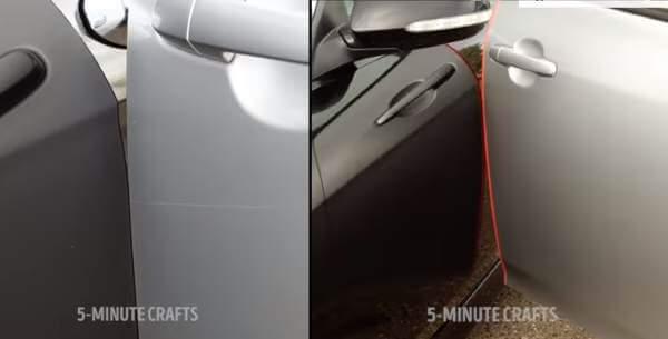car door seal