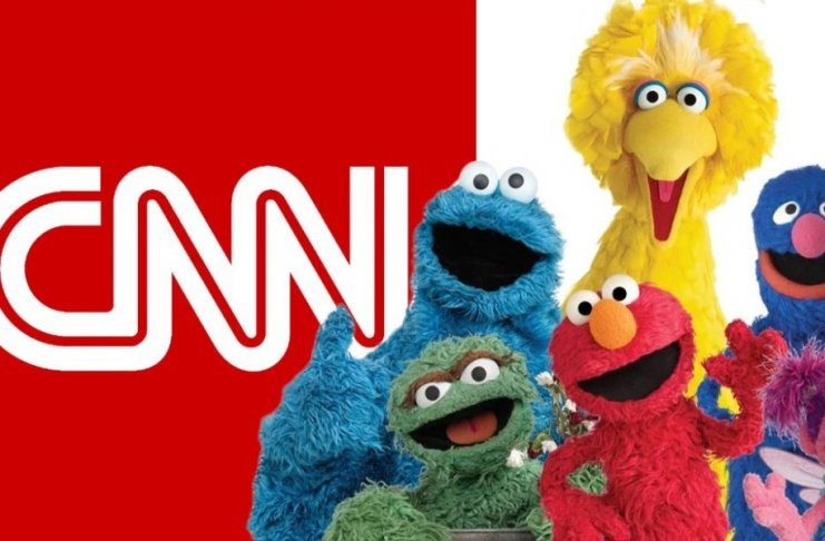 CNN & Sesame Street To Hold A Town Hall To Discuss Racism With Kids