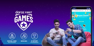 Daraz Launches An All-in-One Gaming Platform