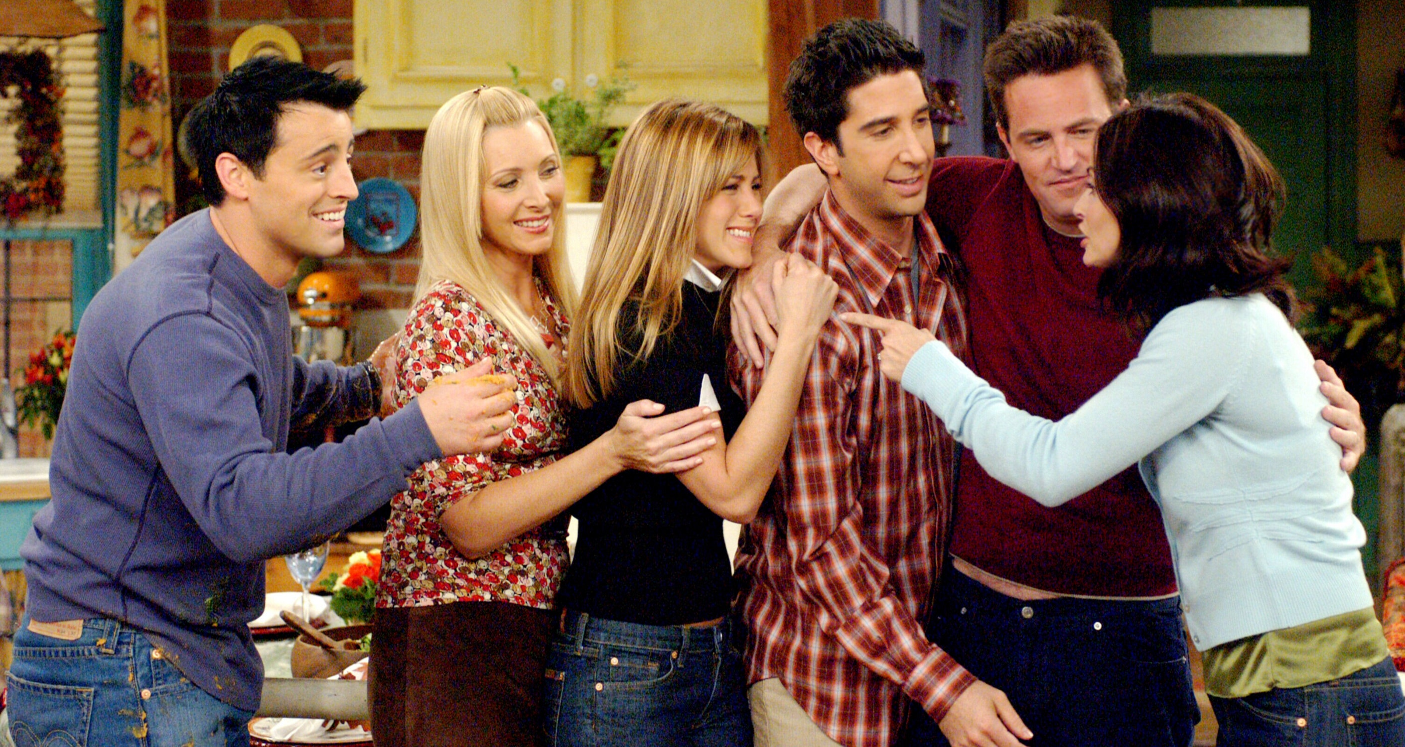7 Things You Didn't Know About Popular TV Series 'Friends'