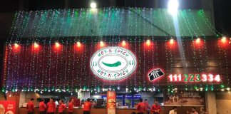 This Restaurant In Karachi Was Caught For Violating Following SOP's!