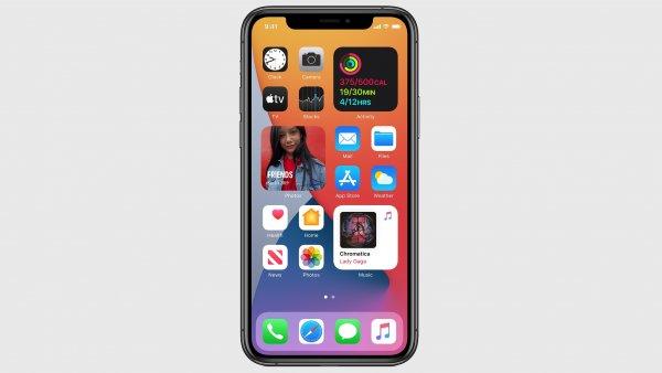 apple iphone ios14