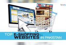 Top Online Shopping Websites in Pakistan