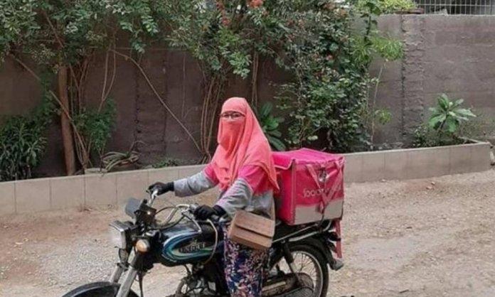 Foodpanda Hijabi Hero