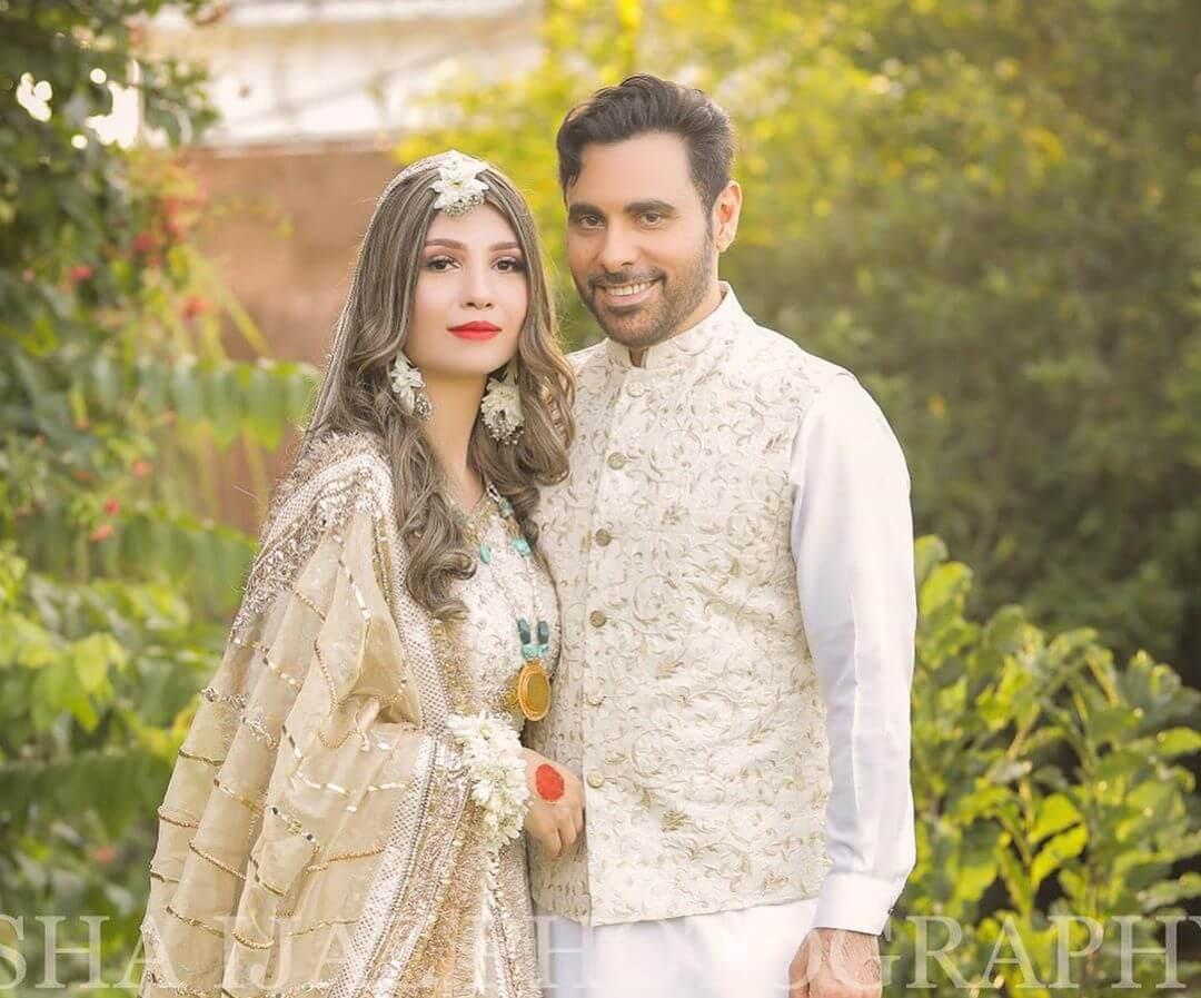 Singer Haroon Rashid & Farwa Hussain Finally Tie The Knot