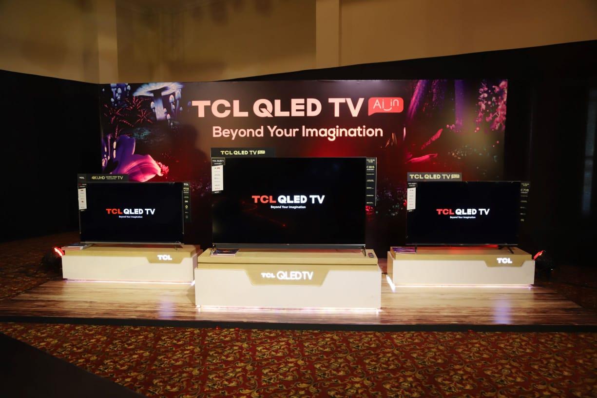 TCL Pakistan Debuts QLED TVs