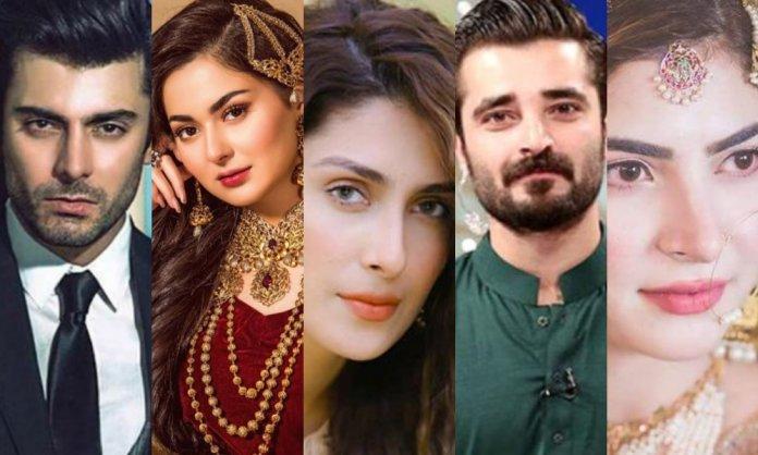 Pakistani celebritiess