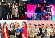 5 kpop groups