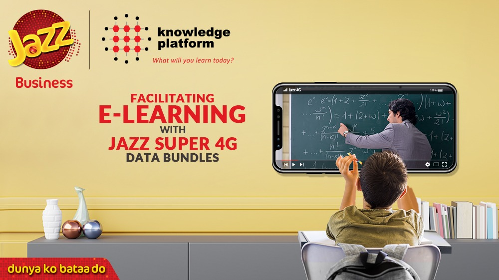 Jazz Partners With Knowledge Platform