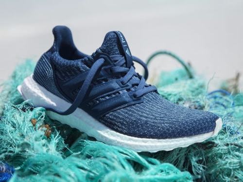 Sustainable shoes by adidas