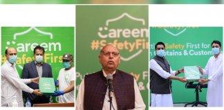 Careem Safety First