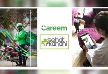 Careem & Sehat Kahani