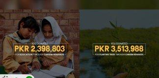 Careem Super App Reward Points